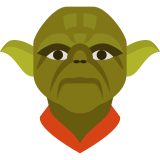 Yoda outline png. Icon free download and