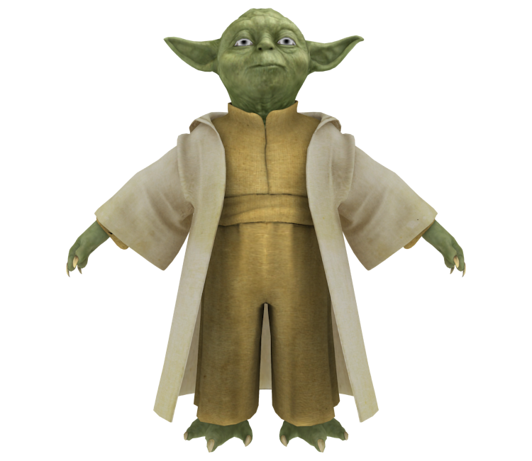 Yoda .png. Xbox soulcalibur iv the