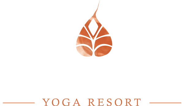 Yoga bed logo png. Book your stay bodhi