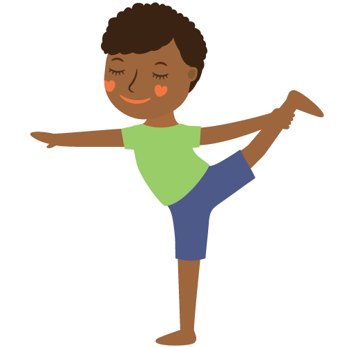 Yoga cartoon image png. Contact us about kids
