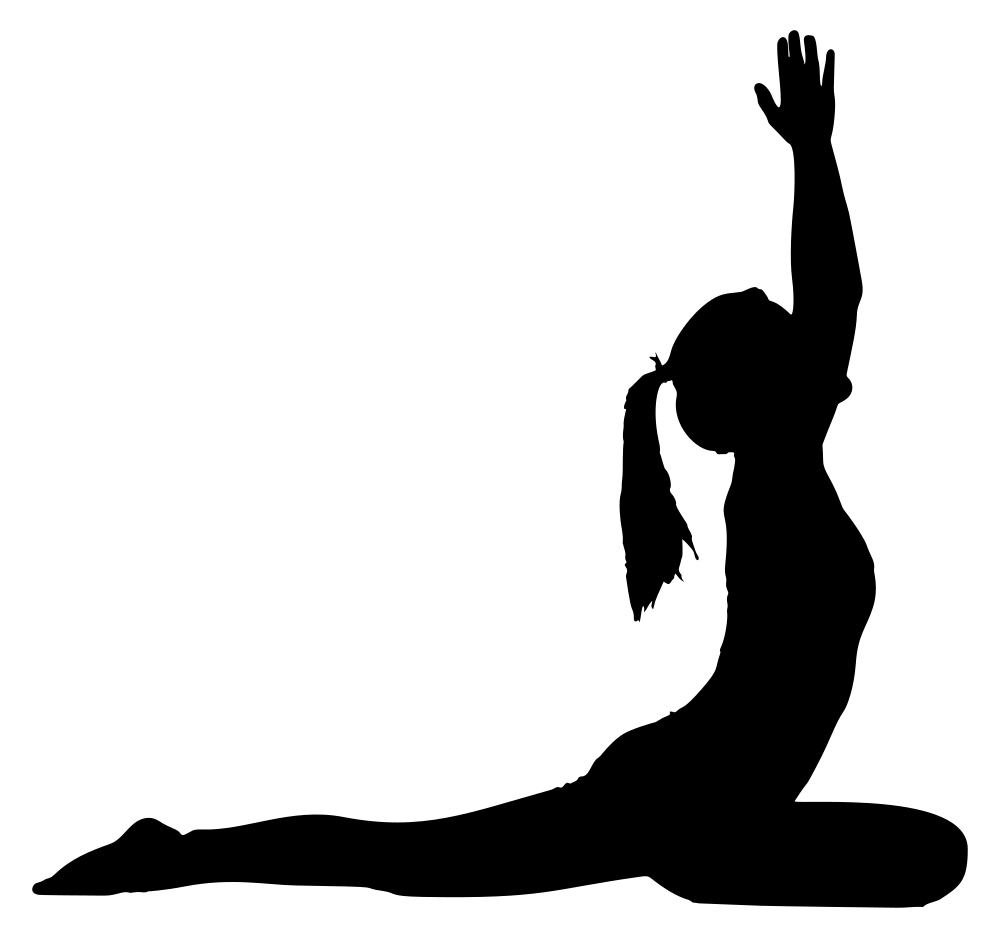 Yoga clip art png. Christian meditation feeling download