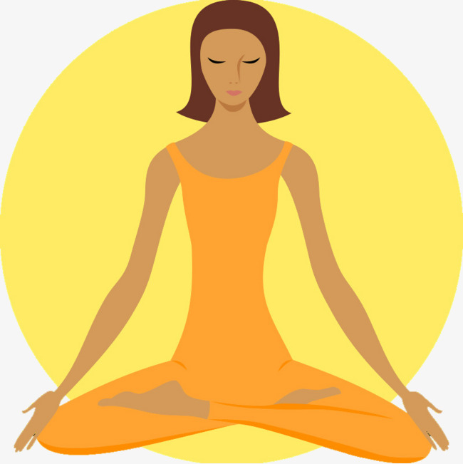 Yoga clipart aerobic. Doing fashion beauty health