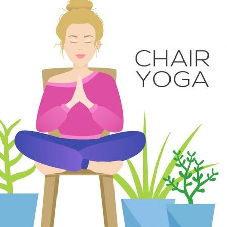 Yoga clipart gentle yoga. For beginners brechin united