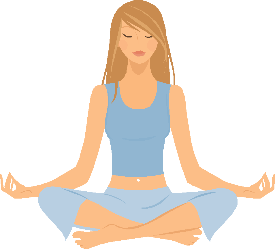 Yoga clipart spiritual health. Free png transparent images