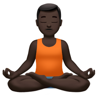 Yoga emoji png. See the new coming
