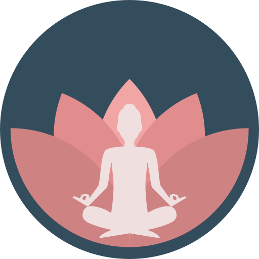 Yoga symbol png. Icon page svg