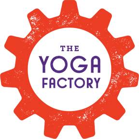 Yoga transparent craft. Of connection the factory