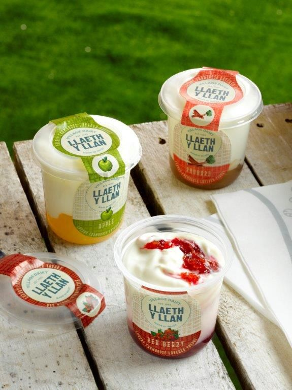 yogurt clipart food packaging