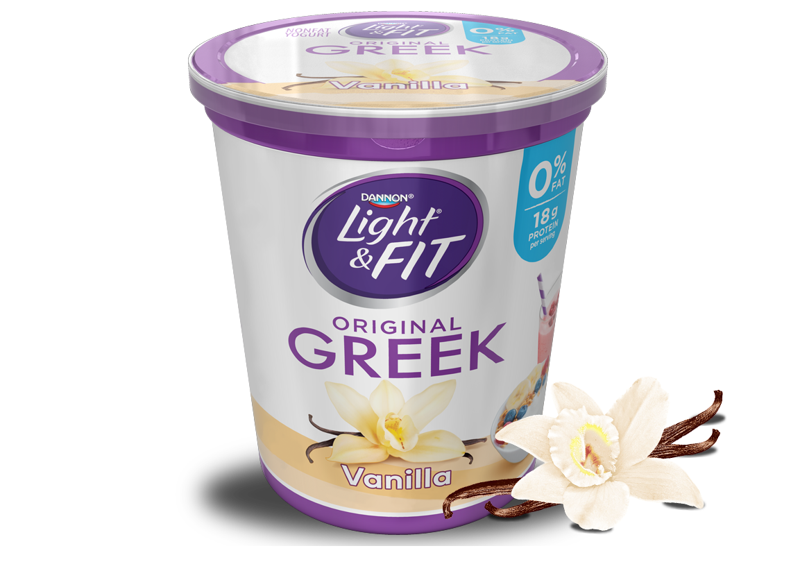 Vanilla greek light fit. Yogurt transparent clip art free library