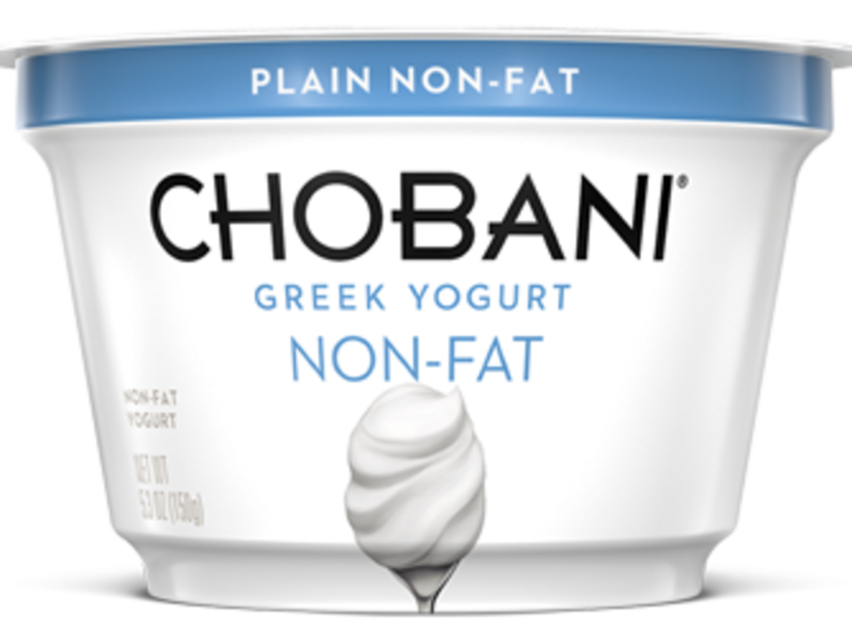yogurt transparent low fat