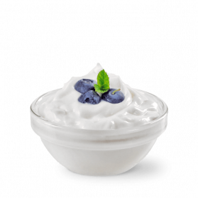 yogurt transparent