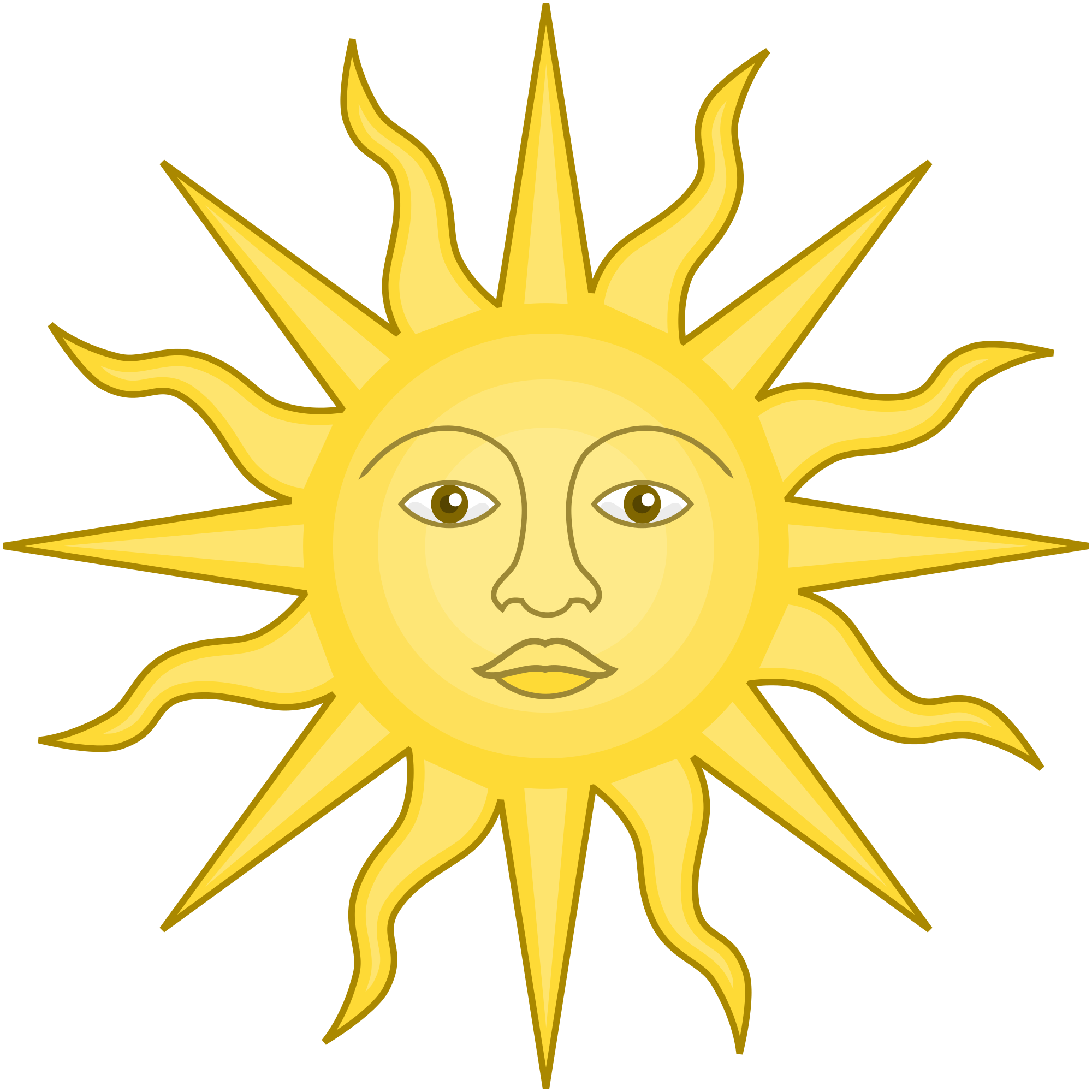 York clipart england. File sun of svg
