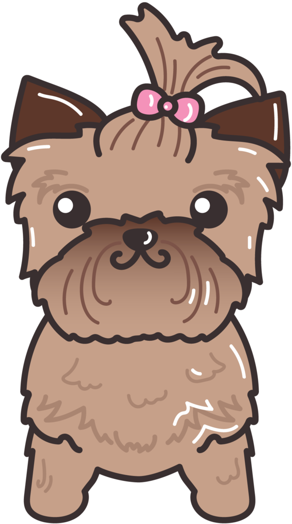 Yorkie svg.  jpg royalty free picture transparent library