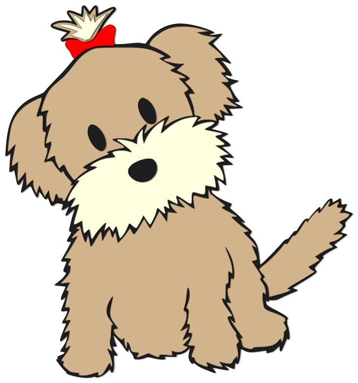 Yorkie svg file. Beanie s tag you