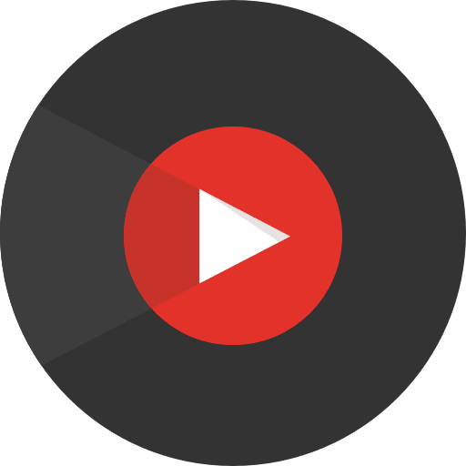 You tube play button png. Youtube music to bring