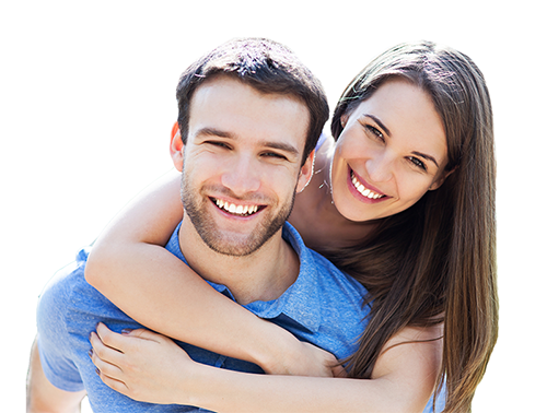 Young couple png. What you need to