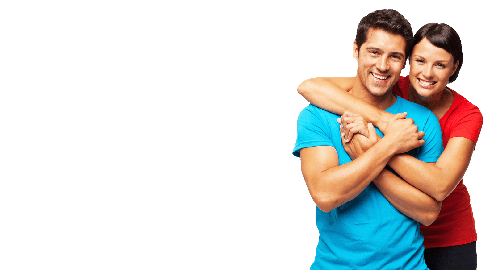 Young couple png. Remedial relaxation massage services