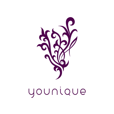 younique flourish png