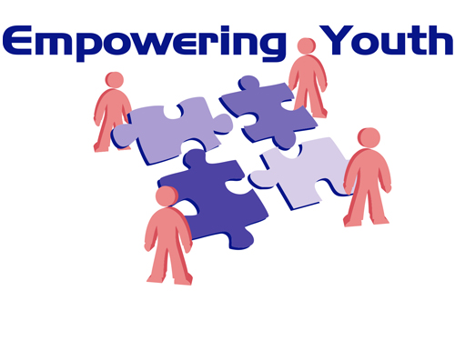 Youth clipart youth empowerment. Student development department empowering