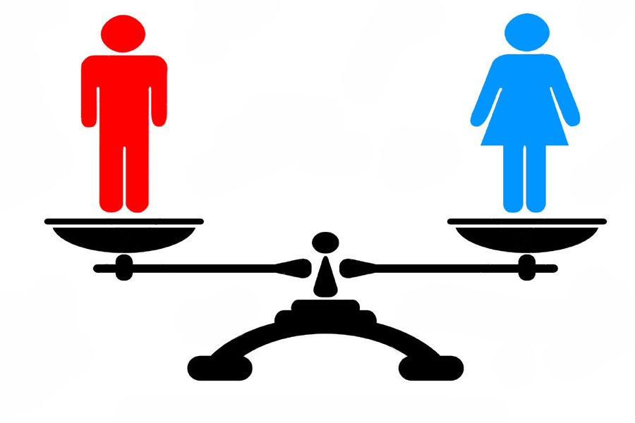 Youth clipart youth empowerment. Gender equality lino for