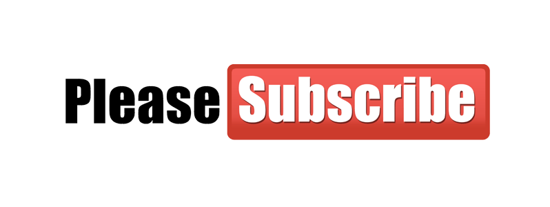 Youtube banner png. Subscribe business template idea