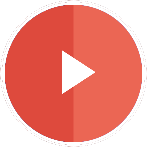 Youtube circle png. Icon flat circles pack