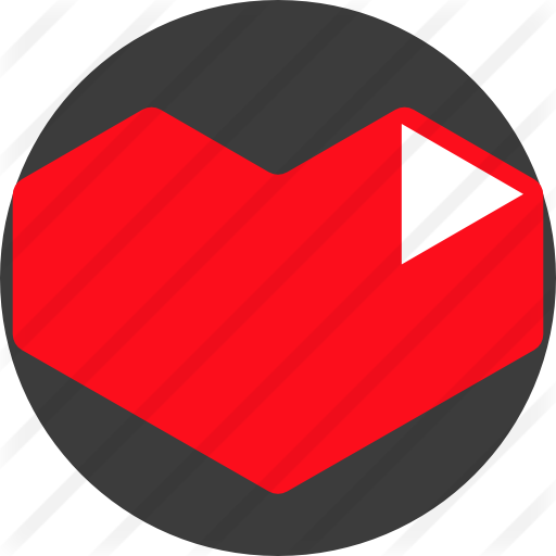 Youtube gaming icon png. Free brands and logotypes
