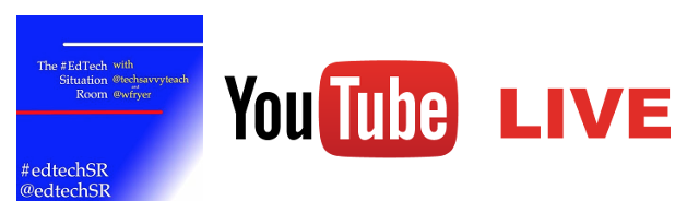 Youtube live logo png. Edtech situation room