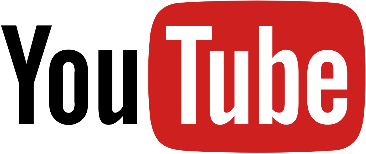 Youtube logo png. File of svg wikipedia
