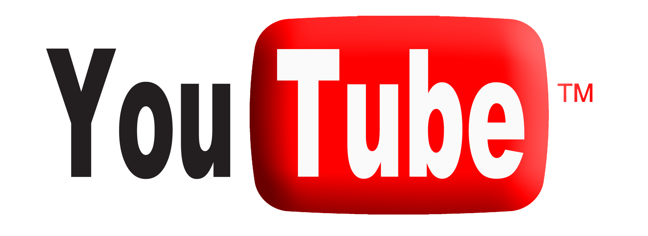 Youtube png. Logo free transparent logos