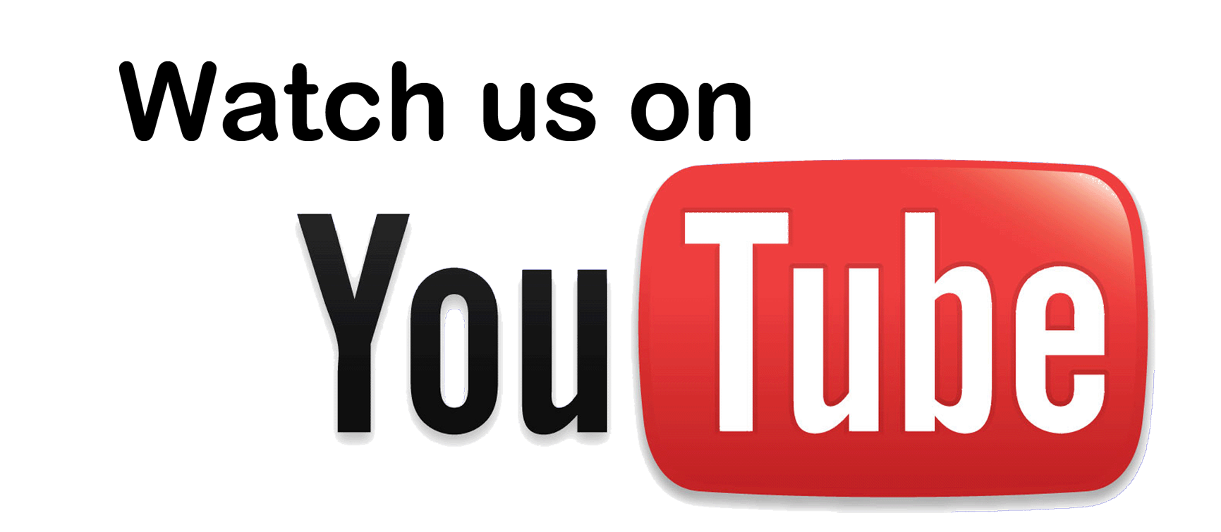 Youtube logo png transparent background. Famous logos watchusonyoutubelogopng