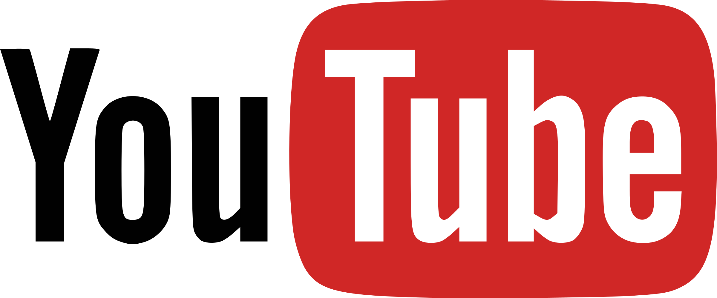 Youtube logo black png. Transparent svg vector freebie