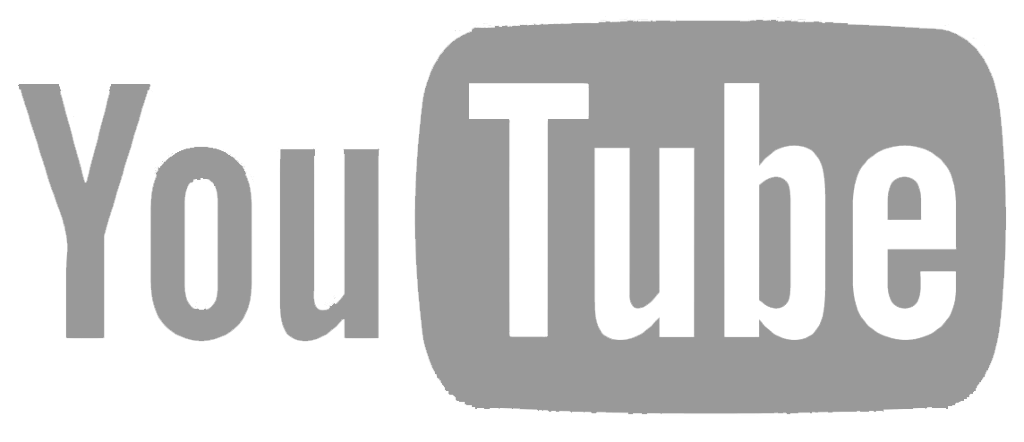 Youtube logo png white. Images in collection page
