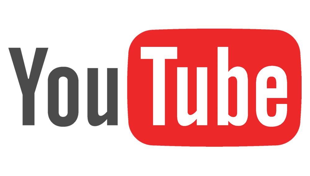 Youtube logo png white. Transparent pictures free icons