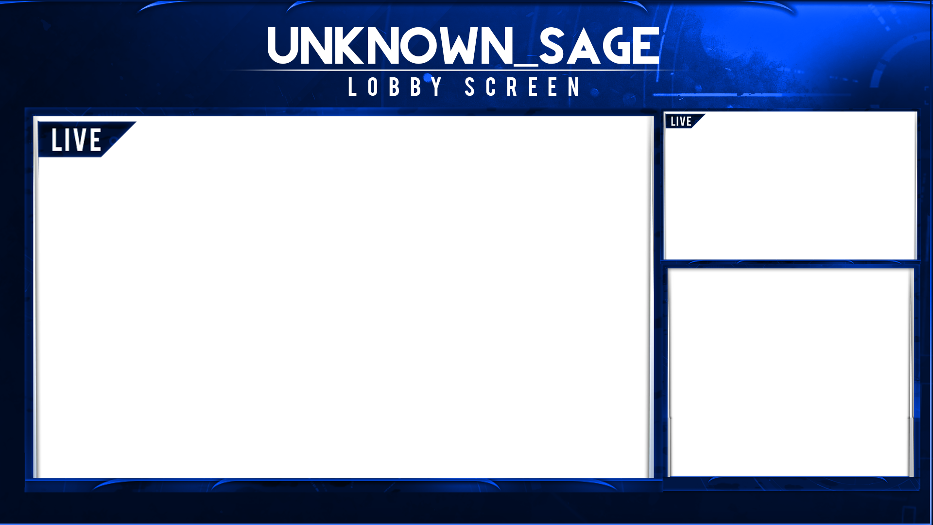 Youtube overlay template png. Custom chat doesn t