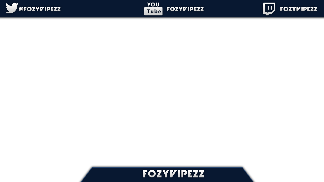 Youtube overlay template png. Hack forums twitch image