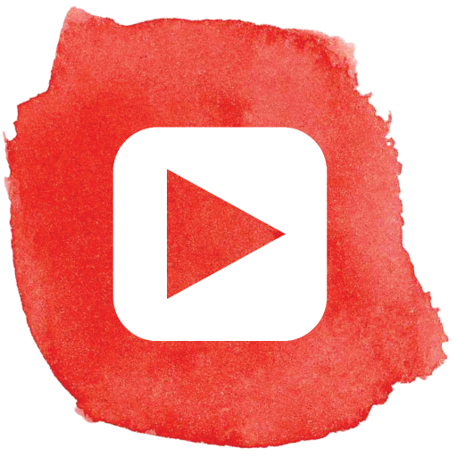 Youtube play button icon png. Social aquicons by lanan