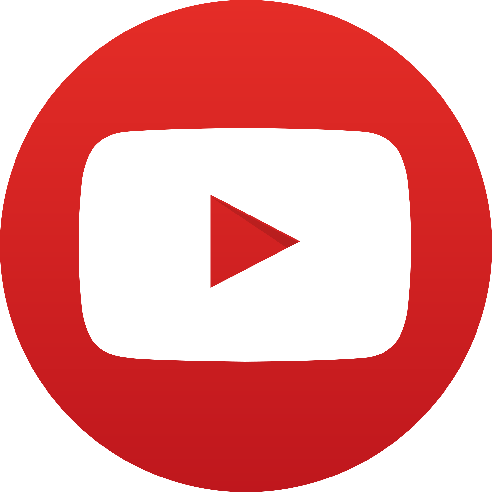 Logo youtube png. File play button circular