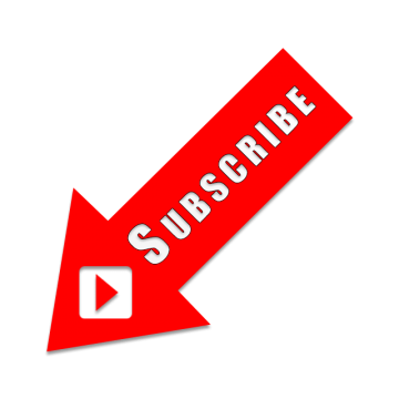 Youtube subscribe png. Image arrow
