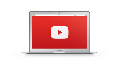 Youtube video png. How to market your