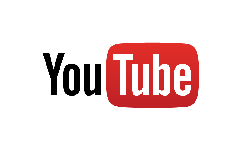 Youtube video png. Small web design for