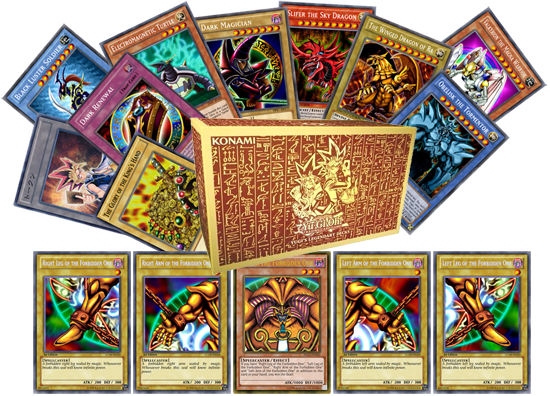 Yugioh card png. Cards singles egyptian god
