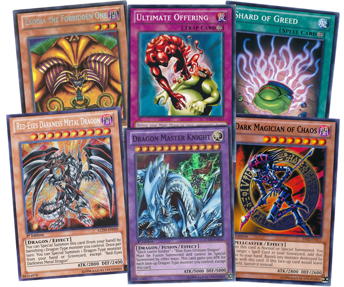 Yugioh cards png. Yu gi oh trading