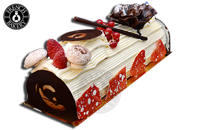 Yule log png. Christmas logs french bakery