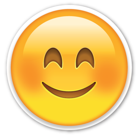 Happy smiley face png. Smiling with eyes pinterest