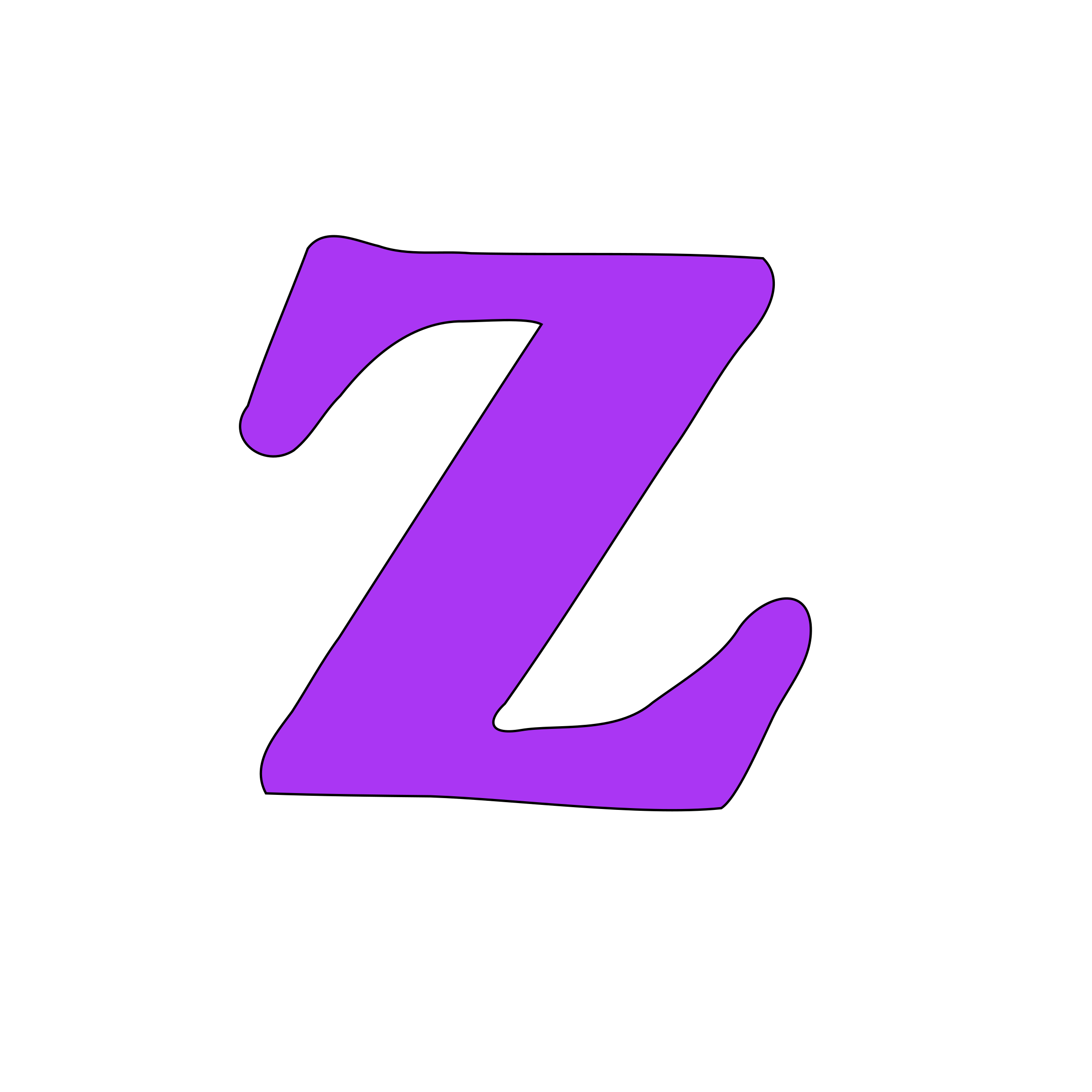 Z vector lowercase. Icons png free and