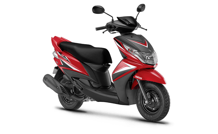 Scooter vector mio. Yamaha ray z price