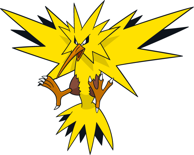 Zapdos drawing dragon. I managed to beat
