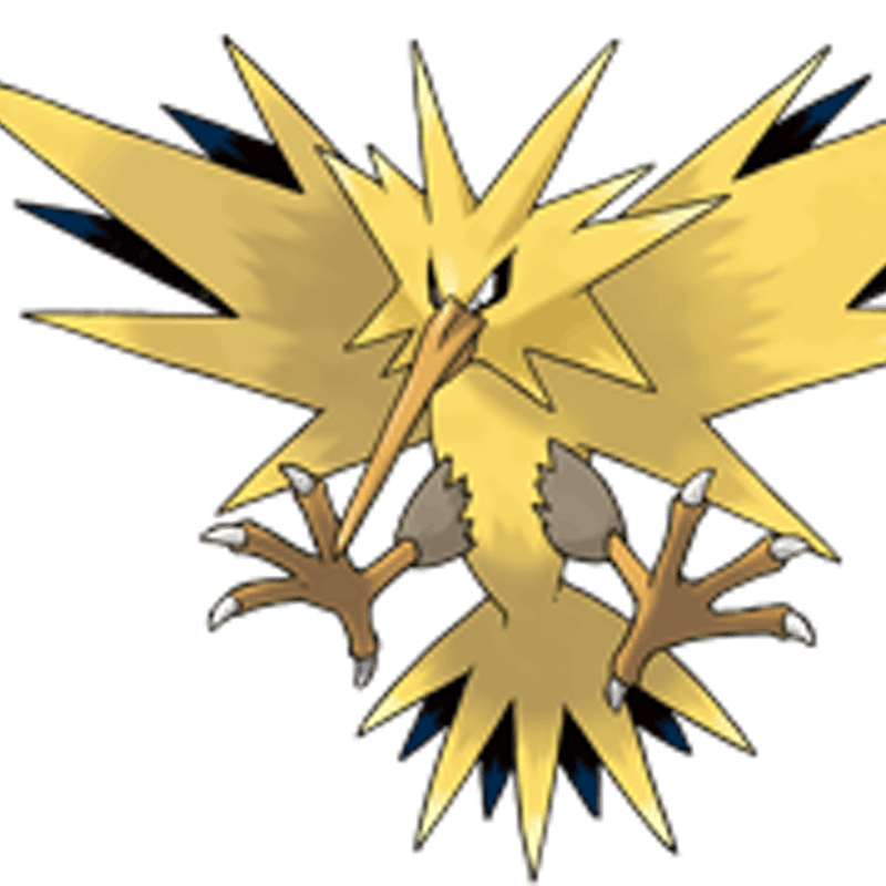Zapdos drawing dragon. Day the best counters
