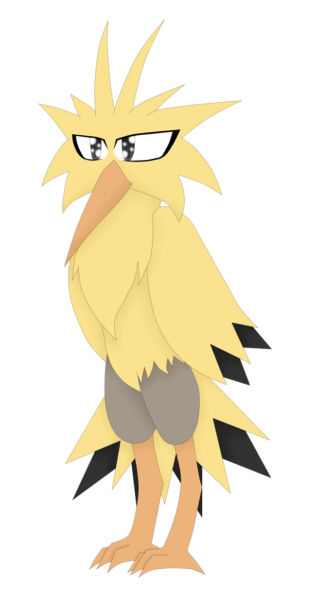 Zapdos drawing ho oh. Legendary pokemon s by